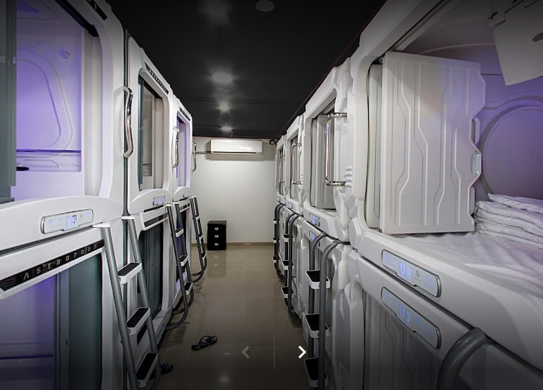 Hotel Astropods